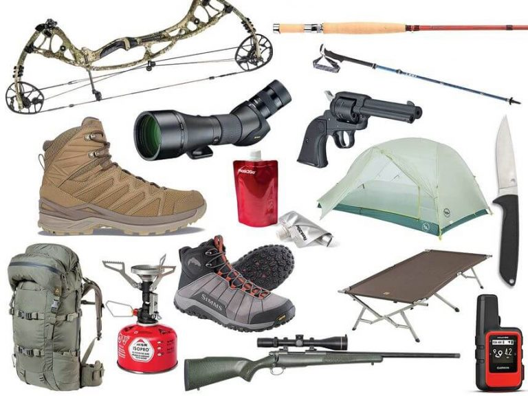 Best Backcountry Hunting, Fishing, and Camping Gears